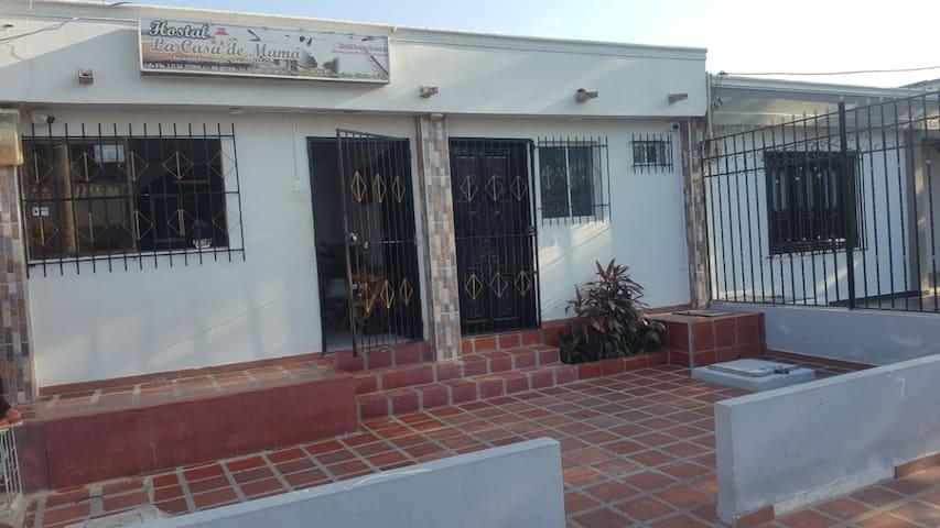 Hostal La Casa de Mamá Riohacha