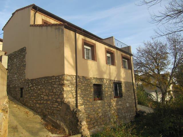 CASA CON ENCANTO EN TERUEL - Concud Teruel - Talo