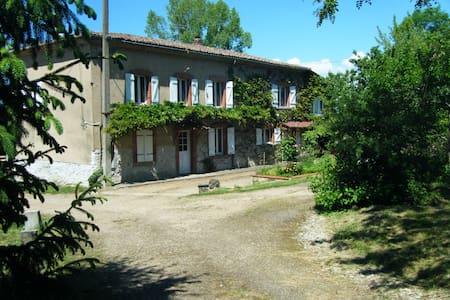 gite 4pers-parc naturel livradois   - Sermentizon