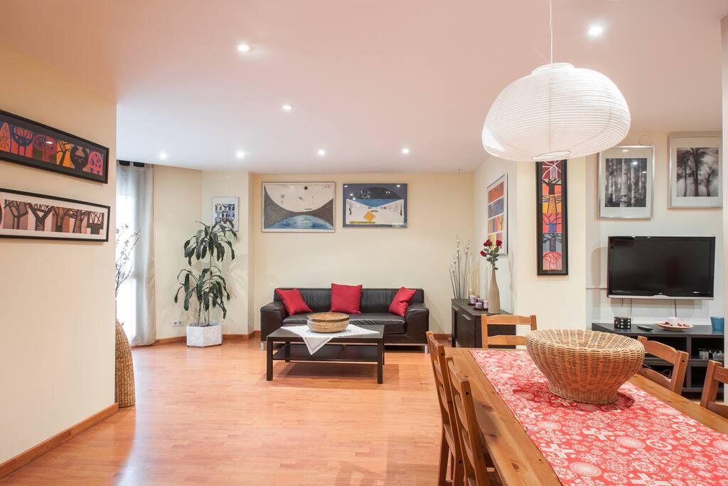Grand marina appartamenti in affitto a barcellona for Affitti appartamenti barcellona spagna