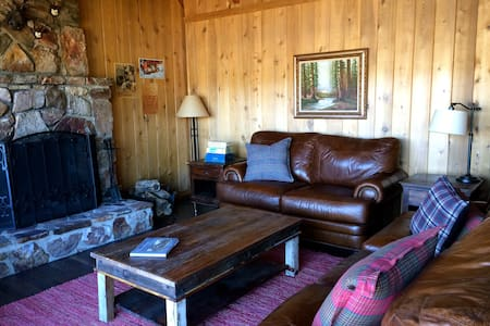Secluded Boulder Bay Lakefront Home - Big Bear Lake - House