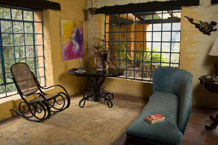 Furnished rooms in Paradise (Villa) - La Paz - Rumah