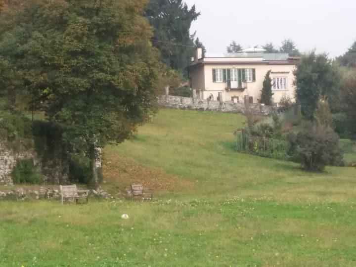 Unique former Monastery,  Lake Maggiore,  Lombardy