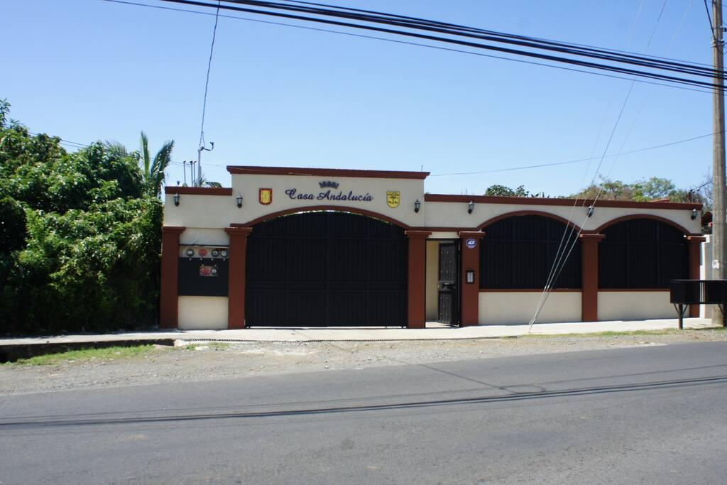 Street View Casa Andalucía