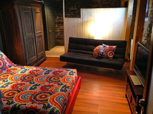 Québec Chambres en ville Quebec downtown bedroom's