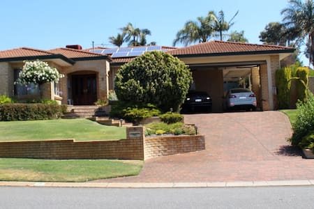Beautiful Relaxing Stay Near Local Shops & City. - Willetton - Casa