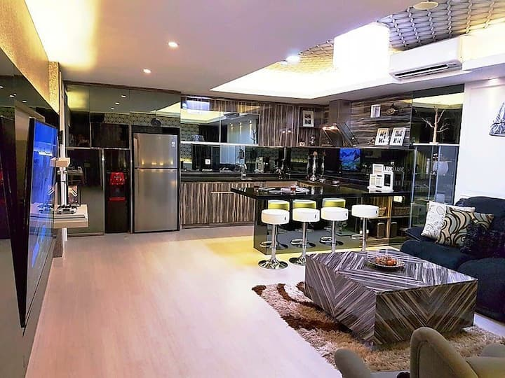 Lux Spacious For Family Wifi Central JKT Kemayoran