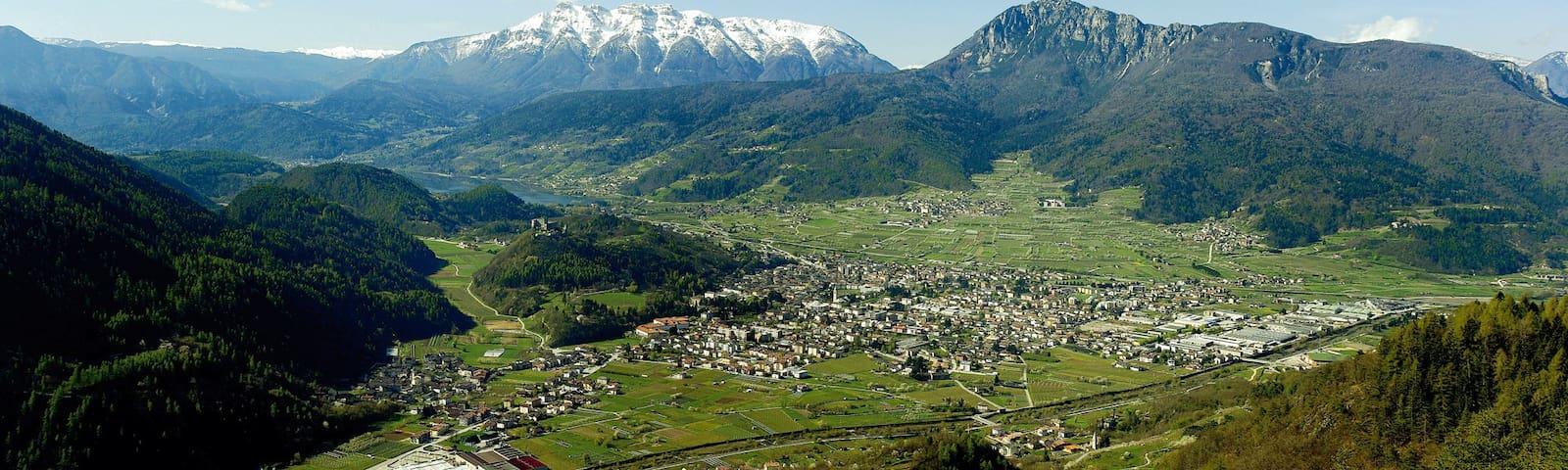 Maso Grillo vicino a Trento