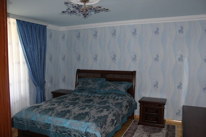 A room near to Int.Airport, Expocentre & Beaches