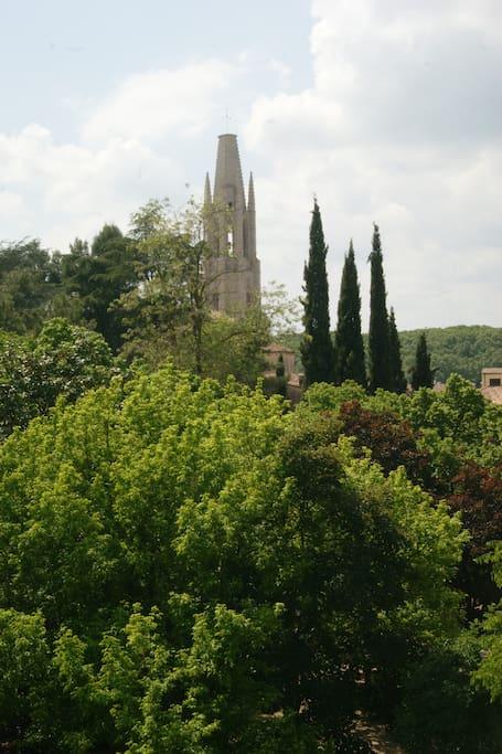 Vista des de la terraza