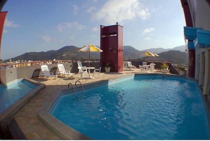 Itapema/SC/Brasil - Hotel