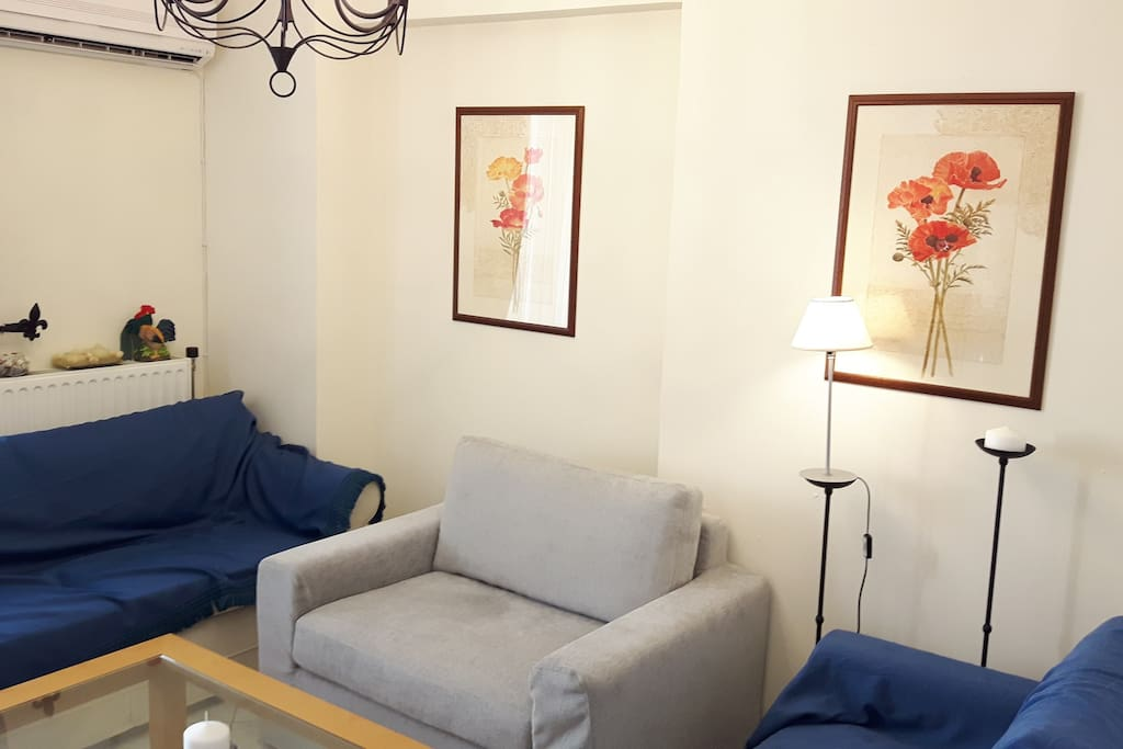 Living area detail