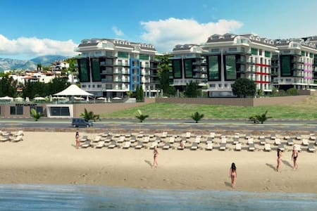 Konak Beach Luxury Apartment - Talo