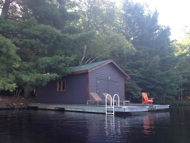 Cottage, Lake of Bays, Muskoka - Dwight - Cabin