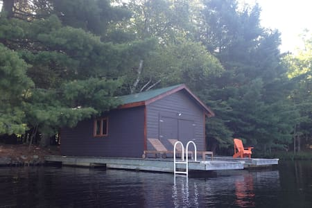 Cottage, Lake of Bays, Muskoka - Dwight