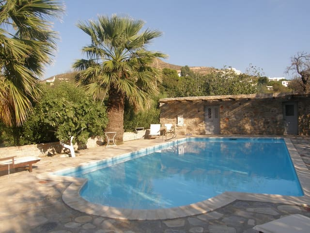 Villa - 700 m from the beach - Poseidonia - Villa