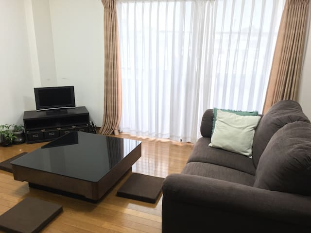 Full Amenity/Family Friendly House - Matsudo-shi - Apartment