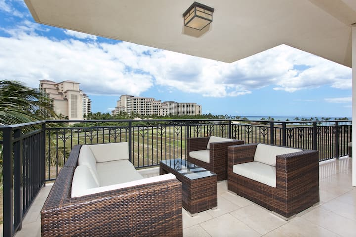 Luxury Ocean View Beach Villa 522 - Kapolei - Lägenhet