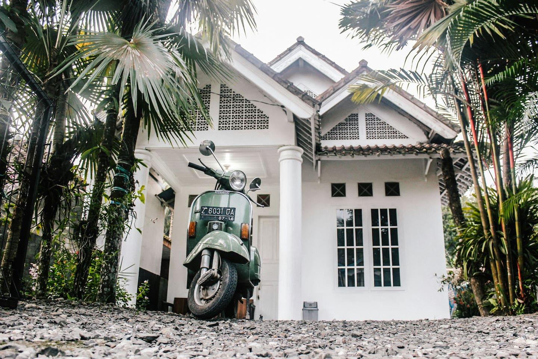 Bill Homestay - Häuser zur Miete in Batukaras, Pangandaran, Jawa ...