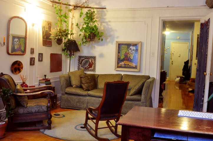 So Much Room in Brooklyn - Brooklyn - Appartamento