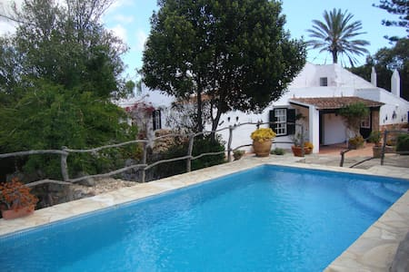 Casa en zona rural-Es Castell-WiFi - Es Castell
