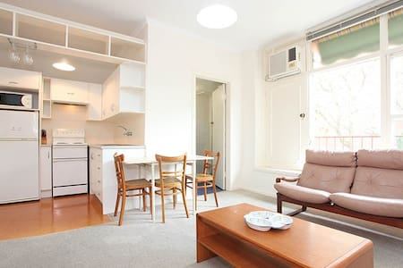 A cozy unit on the city fringe - Adelaide - Leilighet