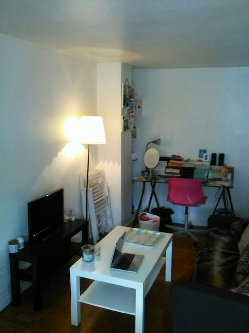 Cosy living-room