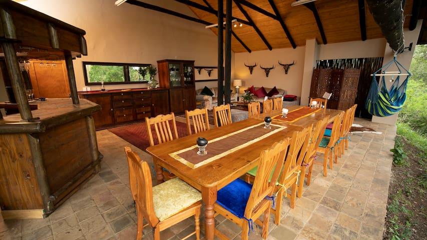 Msunduze River Lodge, Zululand's hidden gem.