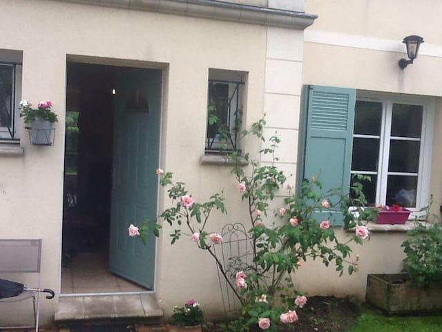 Maison ideal famille pour visiter paris - Antony - Huis