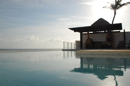 Beach front Villa with private pool - Taiba