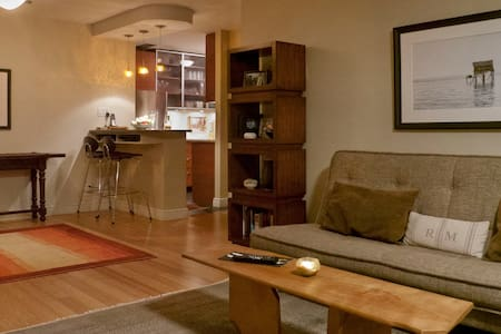 Modern spacious flat in Manhattan - New York - Apartmen
