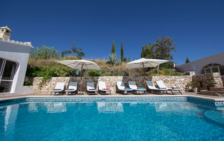 Luxury B&B in Cómpeta with stunning views - Cómpeta - Bed & Breakfast