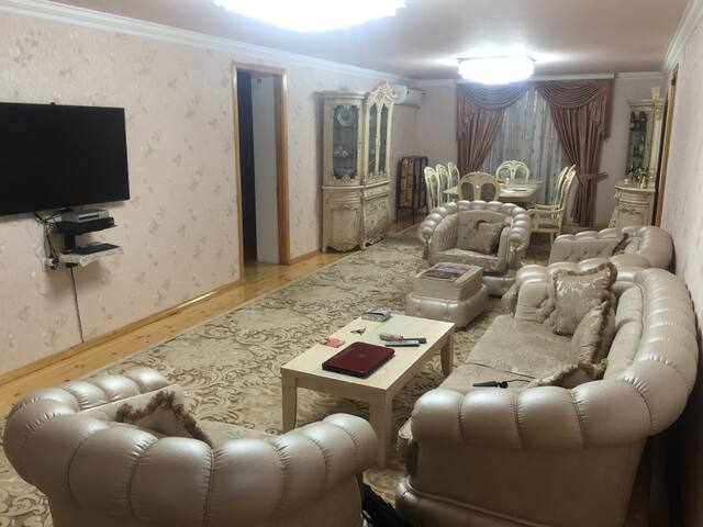 4 Rooms close to Airport and Expocentre