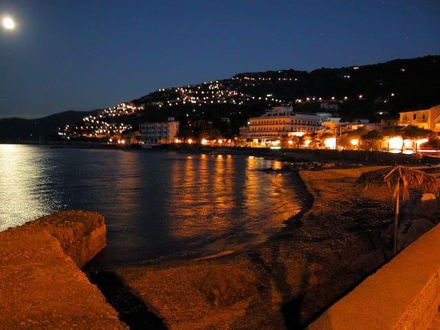 Luna Brillante appart. fronte mare - Capo D'orlando - Lejlighed