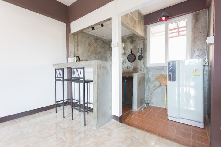 #1 Internet - Inside the Old City + Kitchenette 1 - Chiang Mai - Apartamento