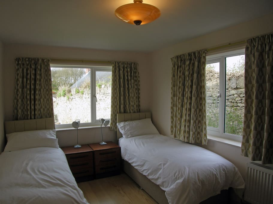 Second Bedroom can be double or twin bedded