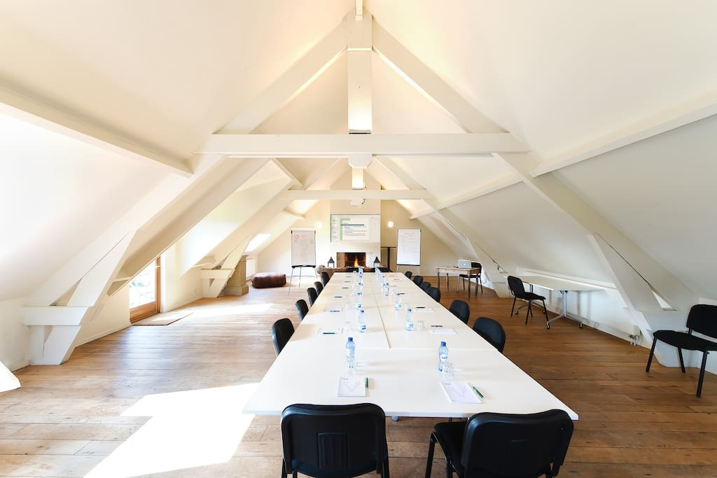 meeting - conference - seminary - room - up to 22 persons