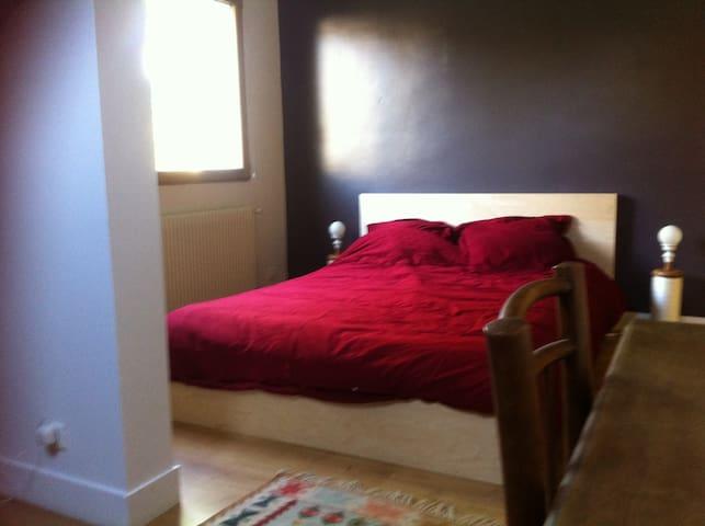 Chambre avec salle de bain  - Vaucresson - House