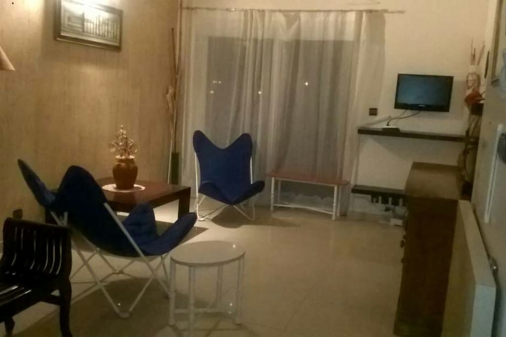 Appartement moderne meubl flats for rent in dakar for Location appartement meuble a dakar