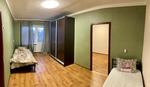 2-х квартира на Червонной Кривожстали 9 Арселор