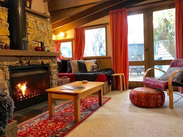 Bindi Chalet alpine-getaway