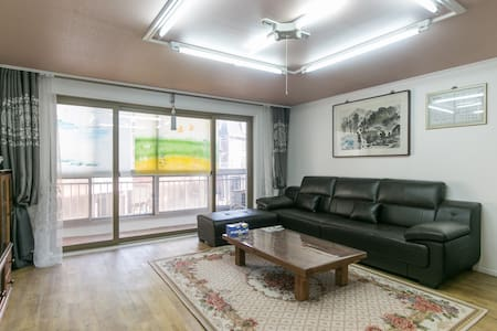 Jeil APT.  ★150㎡★ 5 minutes from the airport ★ - Чеджу-си