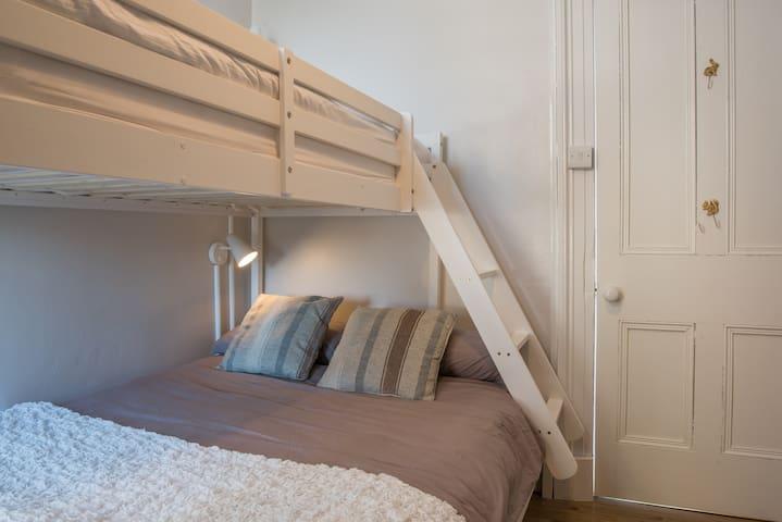 Bedroom 2, sleeps three