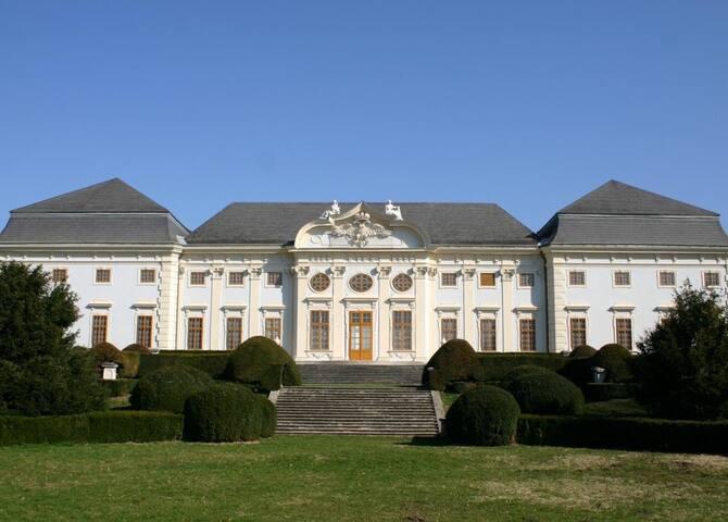 Wohnen im Schloss am Neusiedlersee