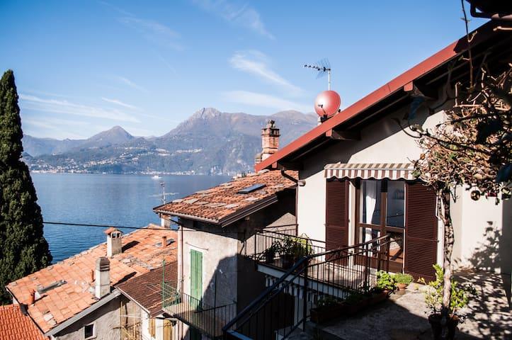 La Casa di Fiume with her view
