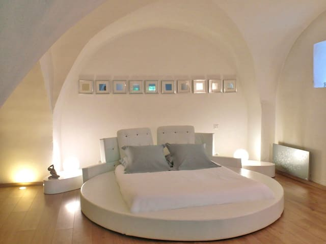 Dream Loft for 2 with Private Spa  - Carnas