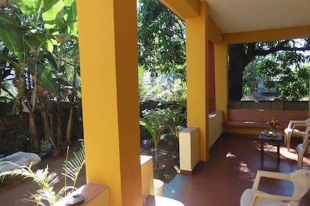 AC Room at Anjuna, Centrally located - Anjuna,  Bardez