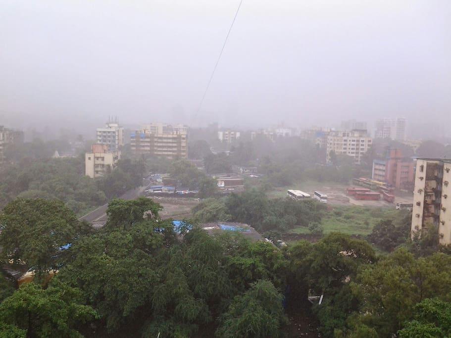 Cosy foggy mornings