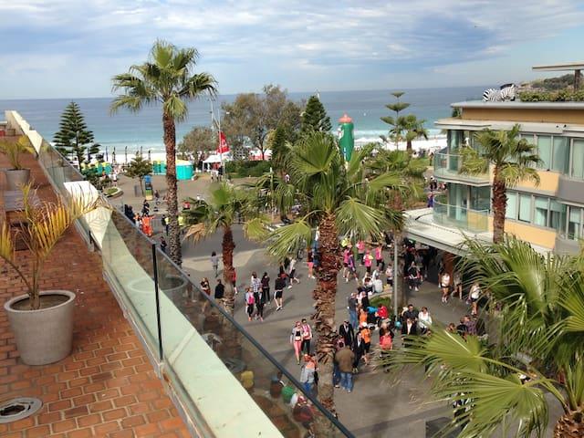 Incredible beach views Bondi Beach! - Bondi Beach - Apartamento