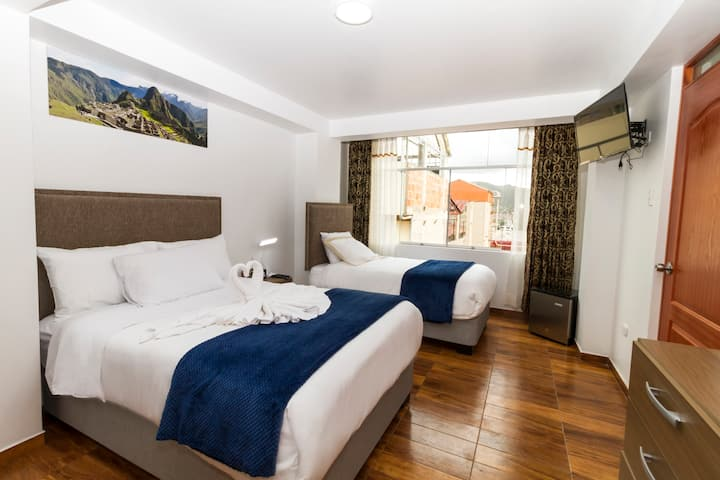 Apart Hotel Cusco. Your best choise!!